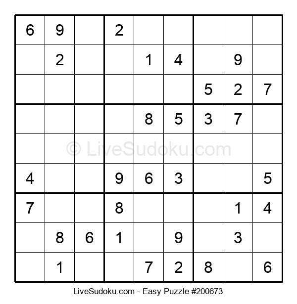 Beginners Puzzle #200673