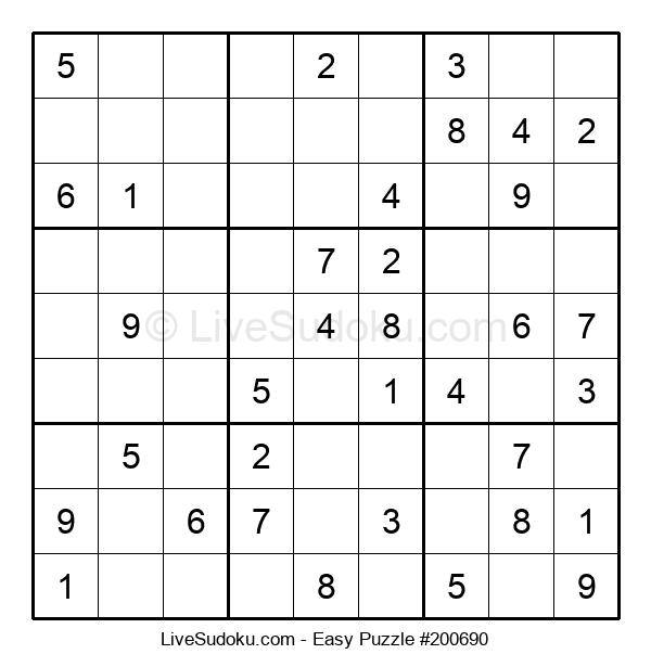 Beginners Puzzle #200690