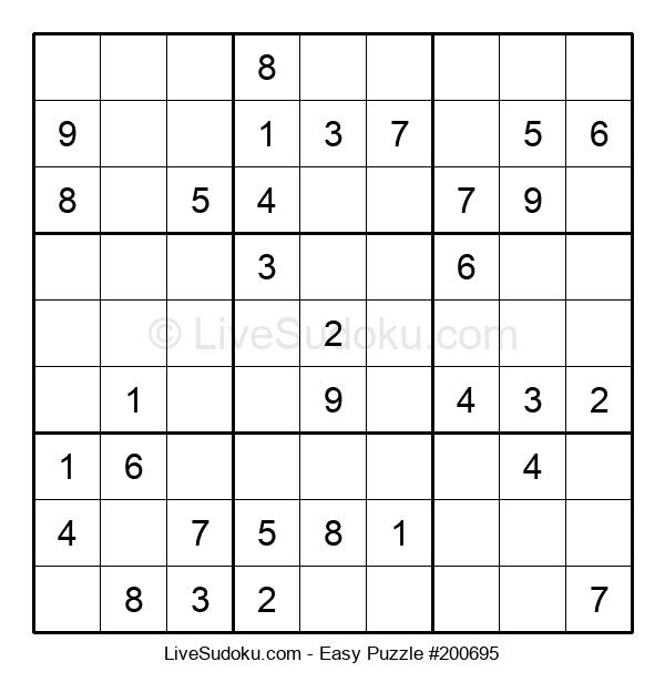 Beginners Puzzle #200695