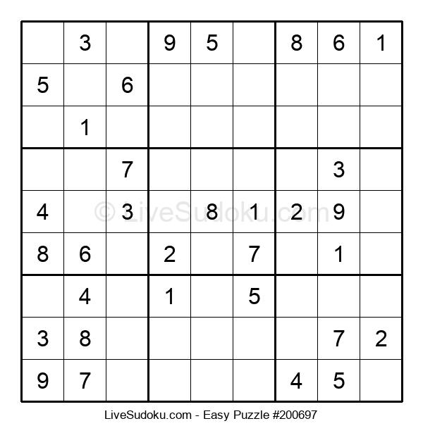 Beginners Puzzle #200697