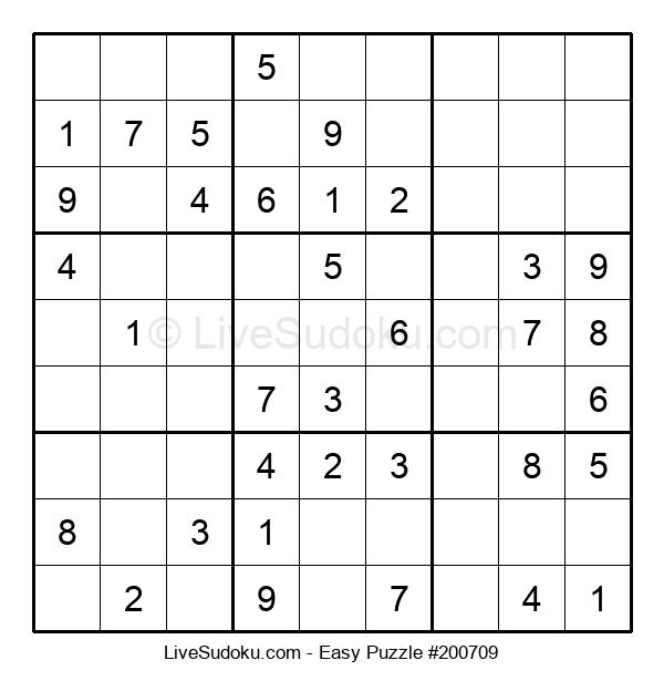 Beginners Puzzle #200709