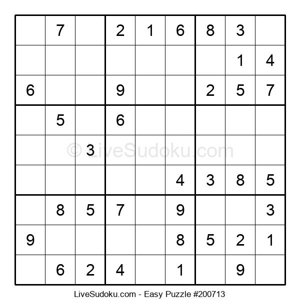 Beginners Puzzle #200713