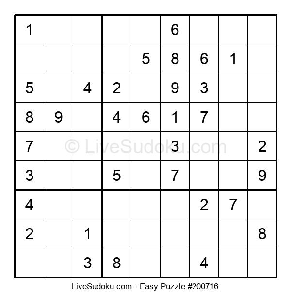 Beginners Puzzle #200716