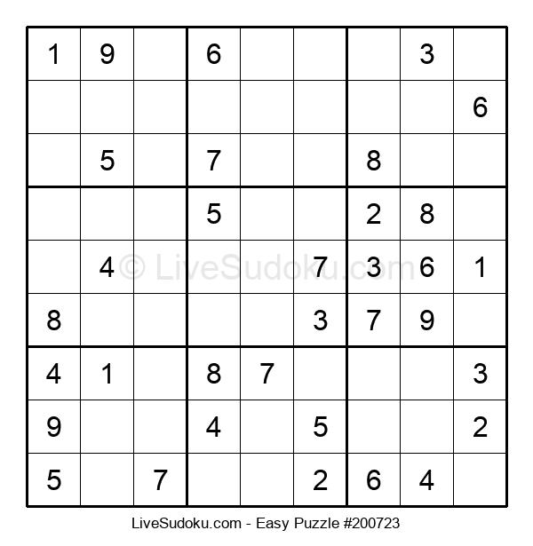 Beginners Puzzle #200723