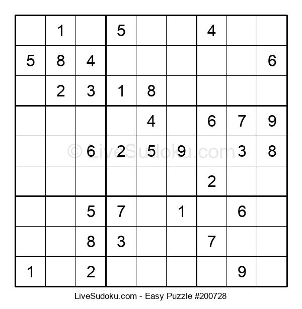 Beginners Puzzle #200728
