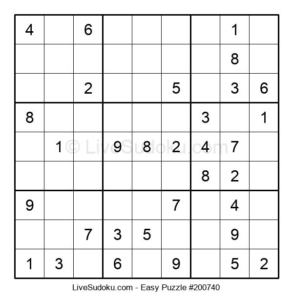 Beginners Puzzle #200740