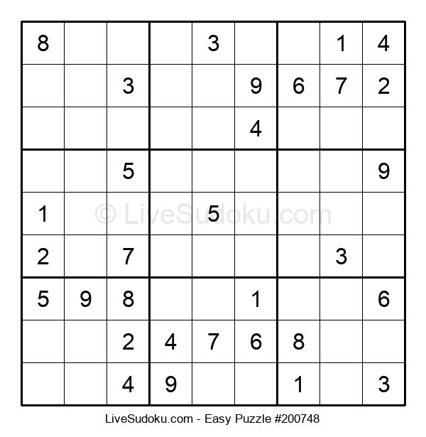 Beginners Puzzle #200748