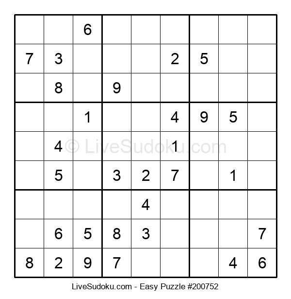 Beginners Puzzle #200752