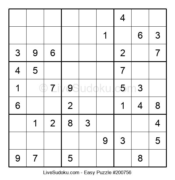 Beginners Puzzle #200756