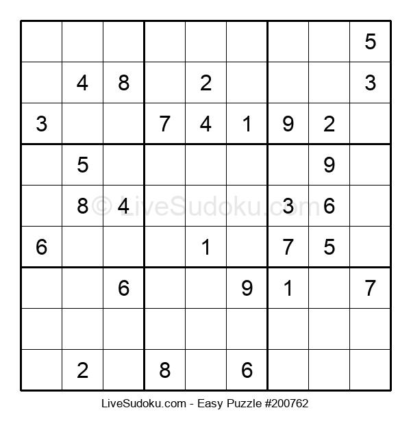Beginners Puzzle #200762