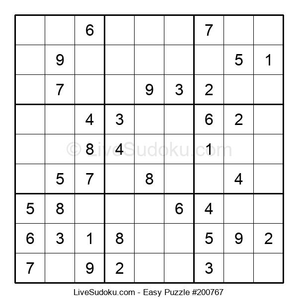 Beginners Puzzle #200767