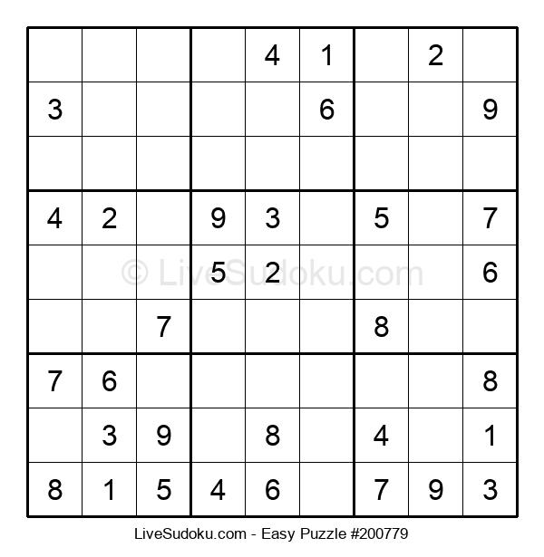 Beginners Puzzle #200779