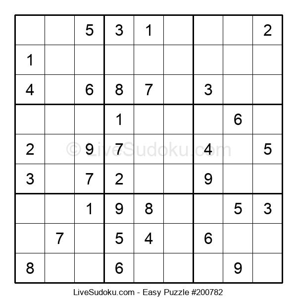 Beginners Puzzle #200782