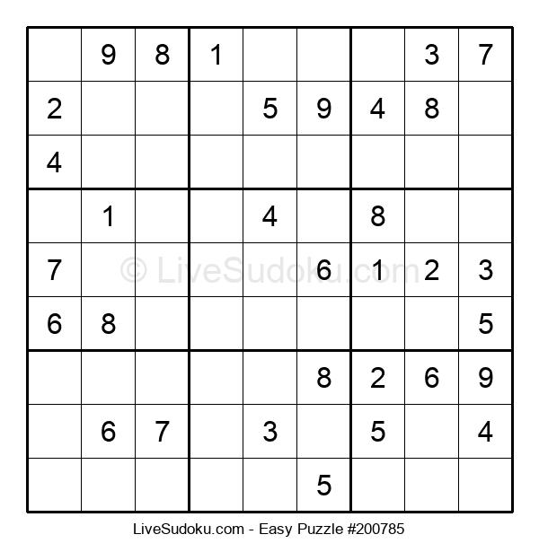 Beginners Puzzle #200785