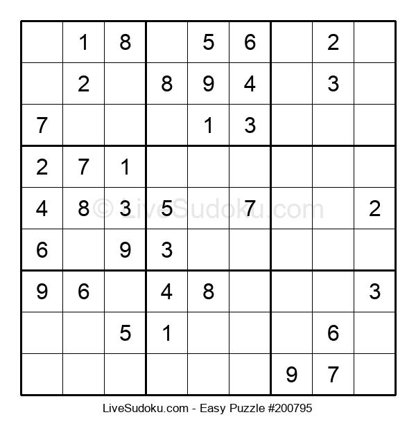Beginners Puzzle #200795