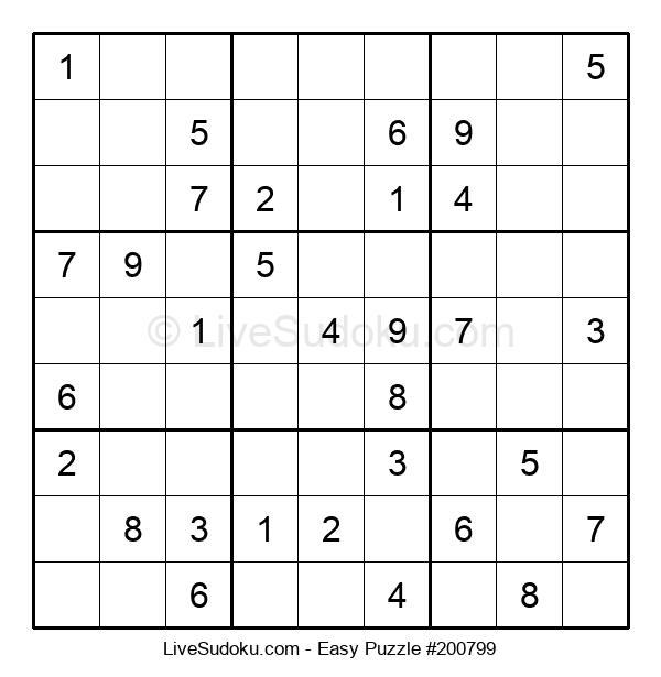 Beginners Puzzle #200799