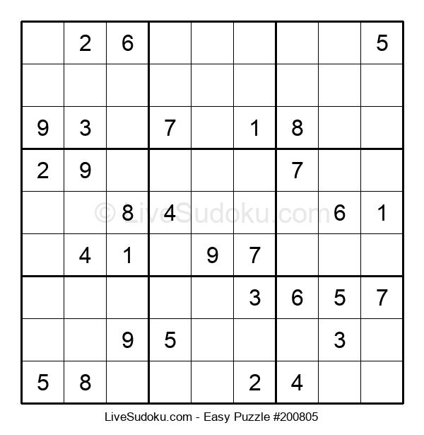 Beginners Puzzle #200805