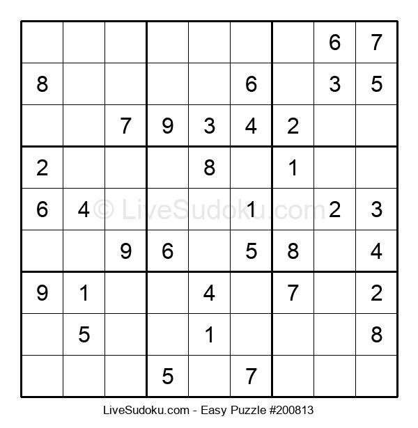 Beginners Puzzle #200813