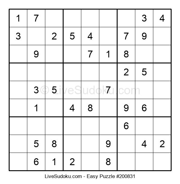 Beginners Puzzle #200831