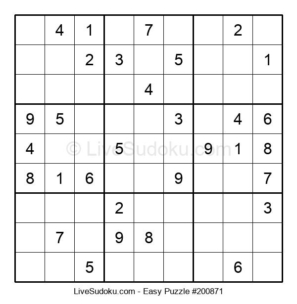 Beginners Puzzle #200871