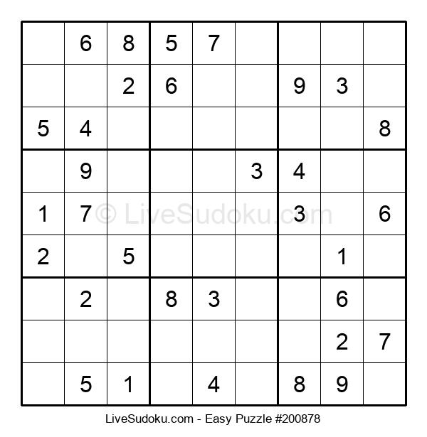 Beginners Puzzle #200878