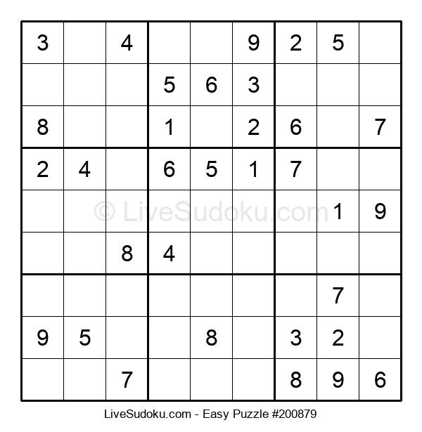 Beginners Puzzle #200879