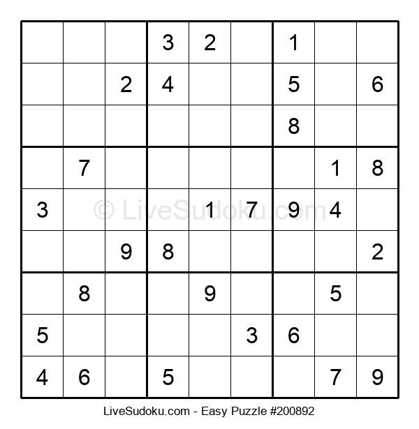 Beginners Puzzle #200892