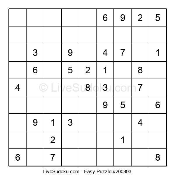 Beginners Puzzle #200893