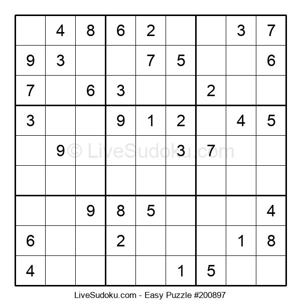 Beginners Puzzle #200897
