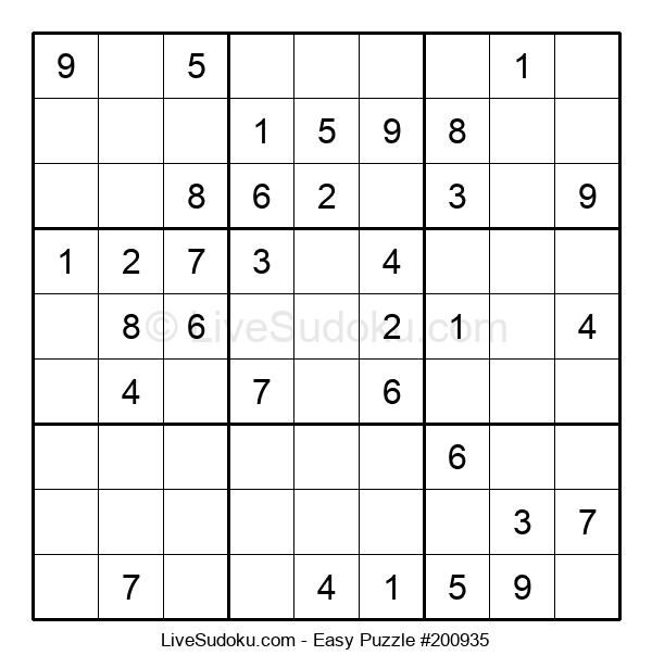 Beginners Puzzle #200935