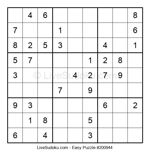 Beginners Puzzle #200944