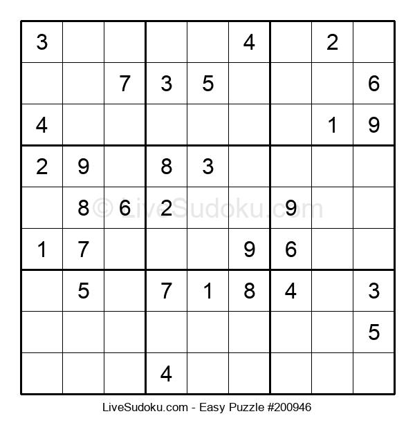 Beginners Puzzle #200946