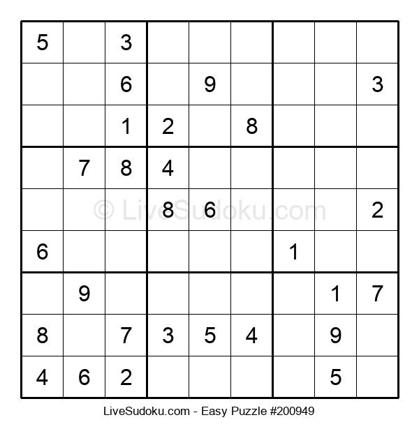 Beginners Puzzle #200949