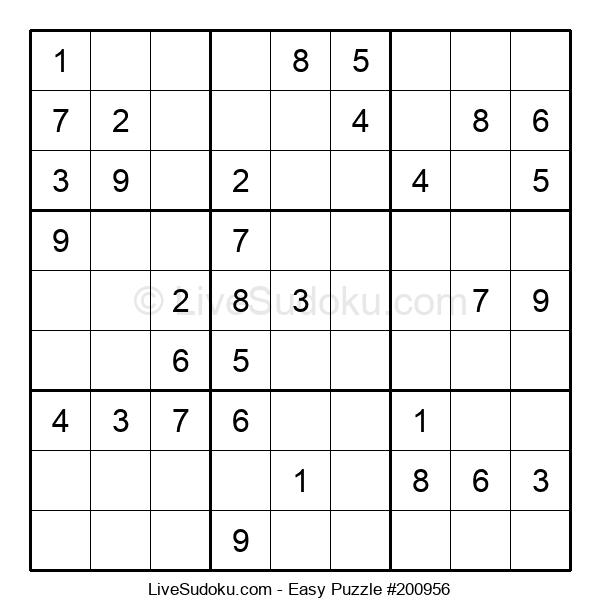 Beginners Puzzle #200956