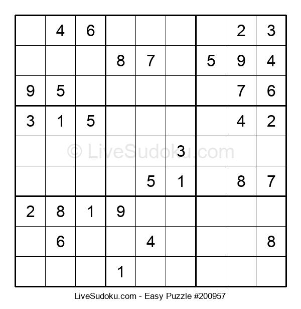 Beginners Puzzle #200957