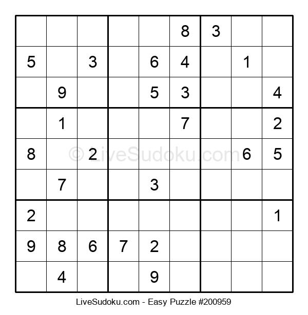 Beginners Puzzle #200959