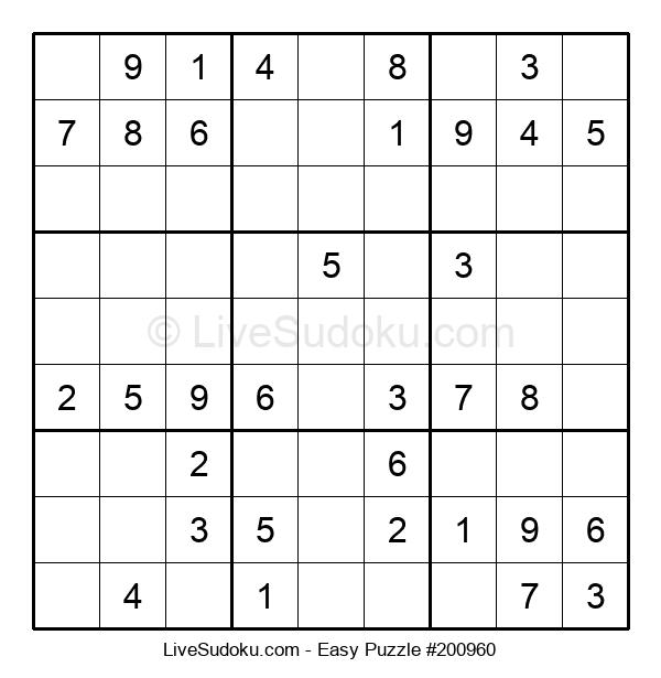 Beginners Puzzle #200960