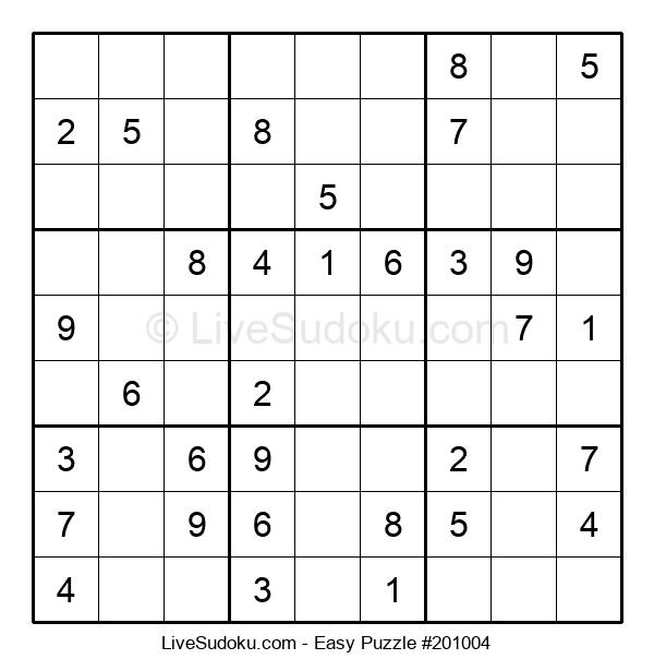 Beginners Puzzle #201004
