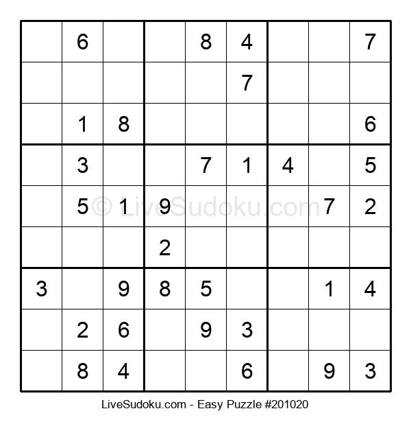 Beginners Puzzle #201020