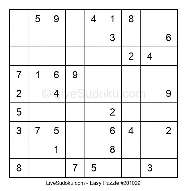 Beginners Puzzle #201029