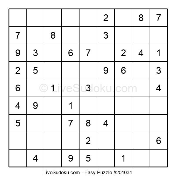 Beginners Puzzle #201034