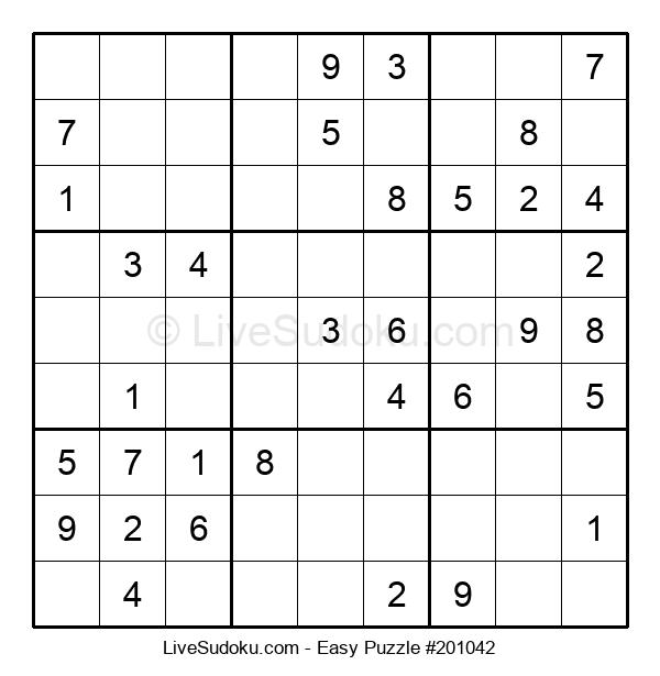 Beginners Puzzle #201042