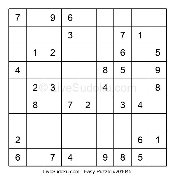 Beginners Puzzle #201045