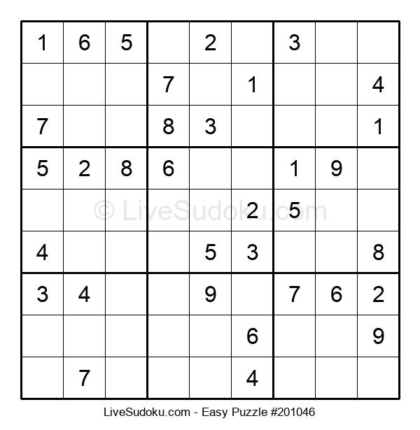 Beginners Puzzle #201046