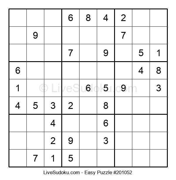 Beginners Puzzle #201052