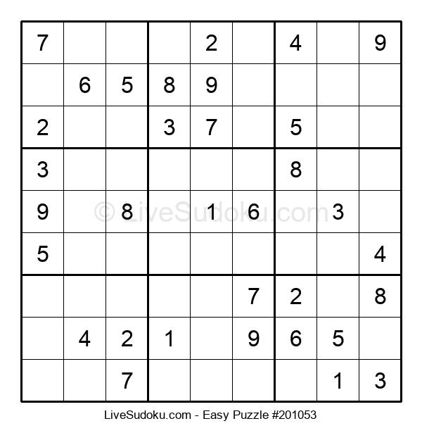 Beginners Puzzle #201053
