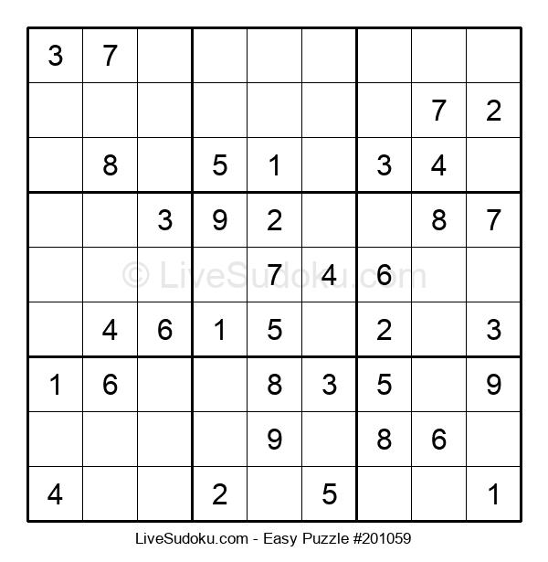 Beginners Puzzle #201059