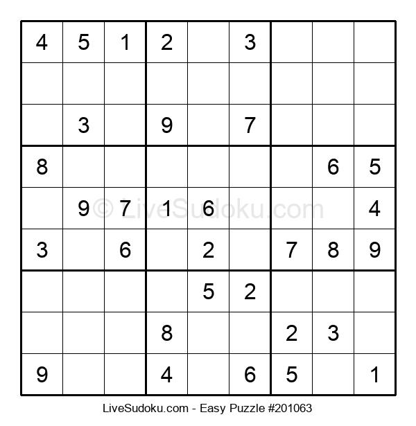 Beginners Puzzle #201063