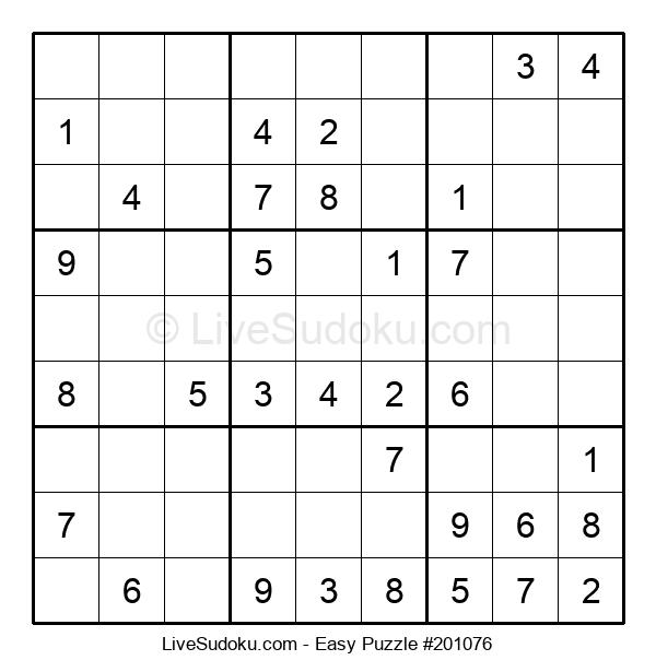 Beginners Puzzle #201076