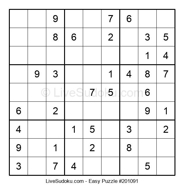 Beginners Puzzle #201091
